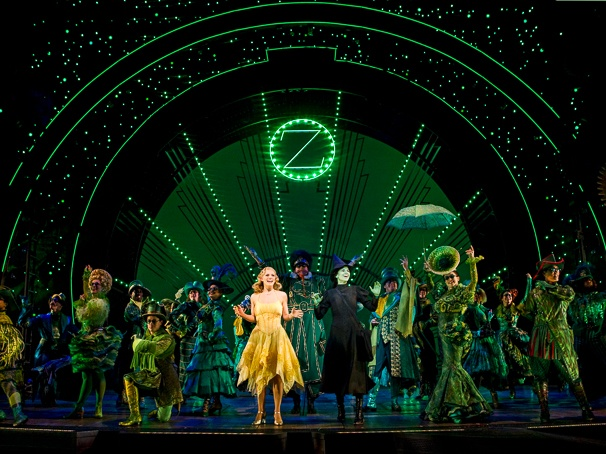 Wicked na Broadway