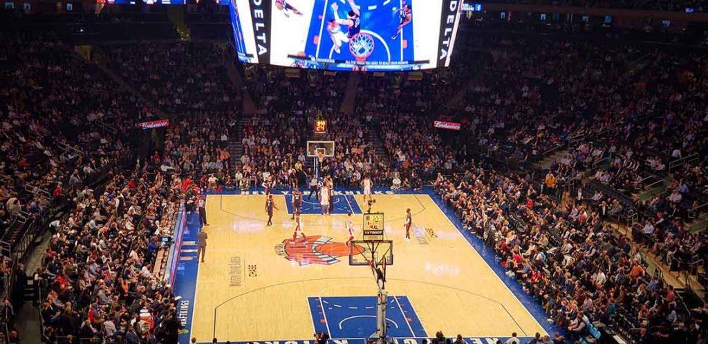 Nova York, basquete