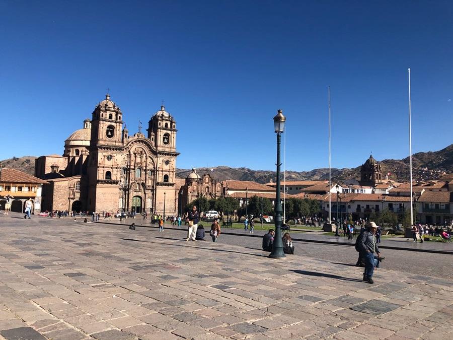 Peru; roteiro no Peru