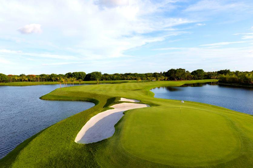Golfe na Flórida