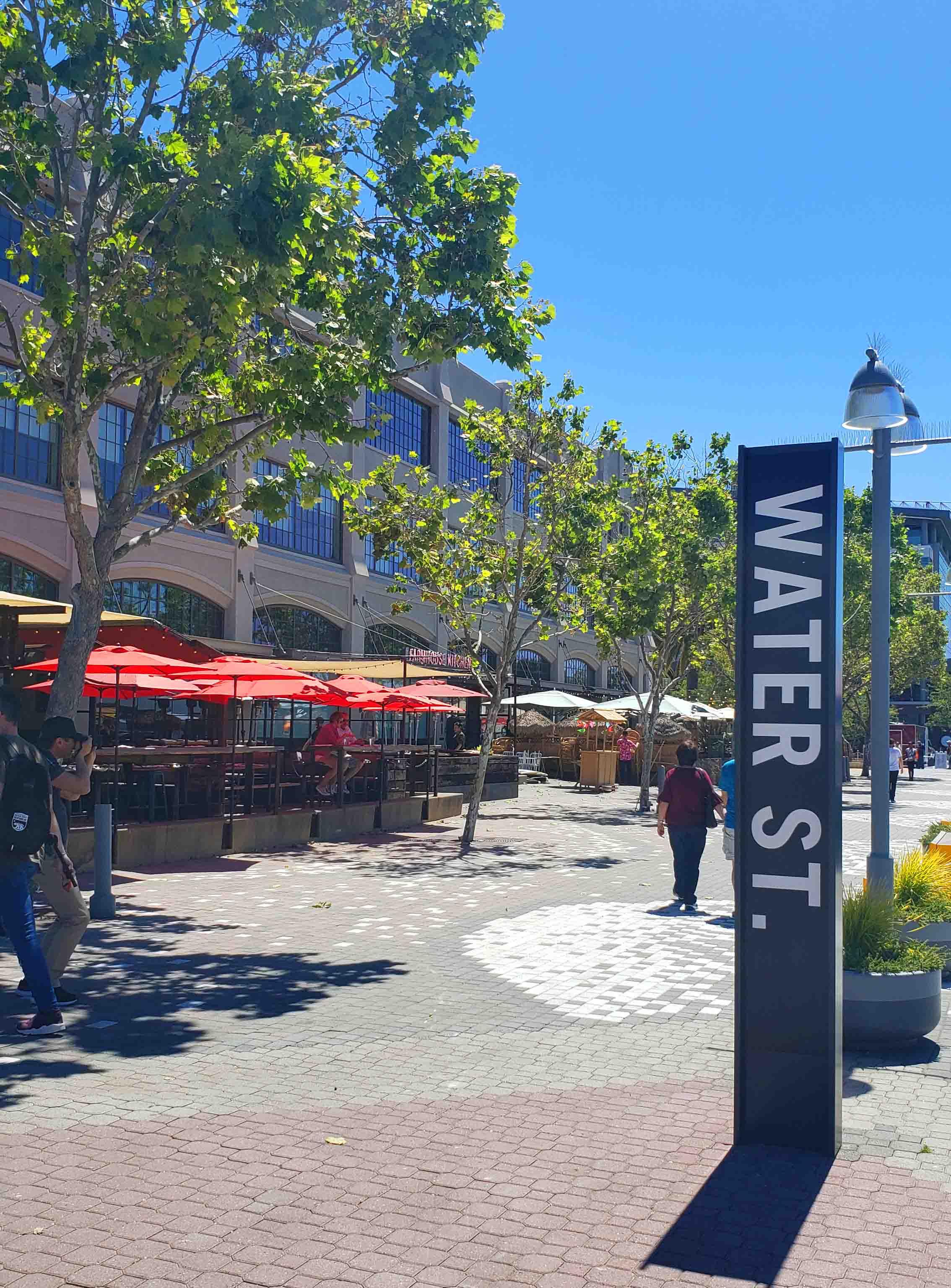 rua dos restaurantes