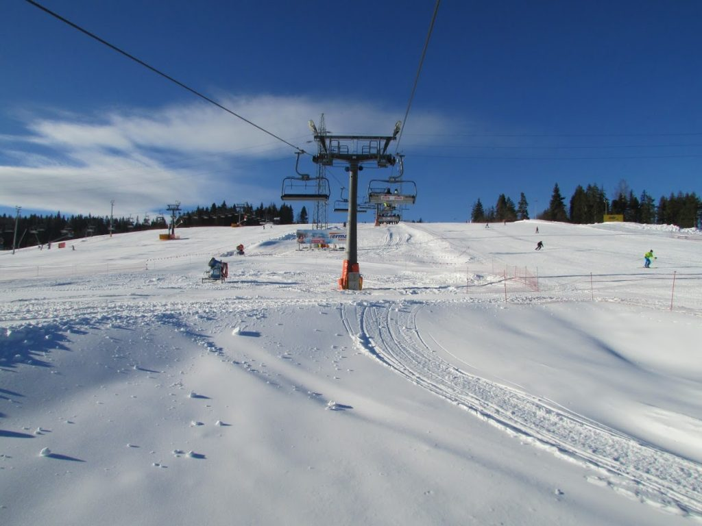 Neve na Polonia