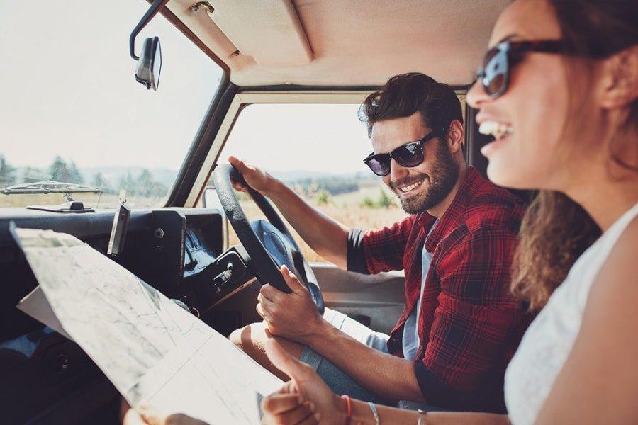 Como alugar um carro na Rentcars